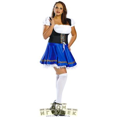 Баварский костюм