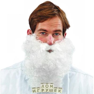 Борода Санта Клауса