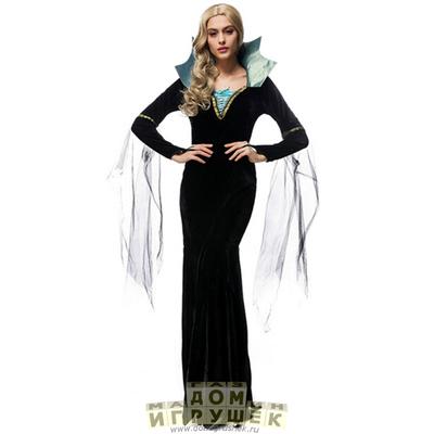Готический костюм вампирши