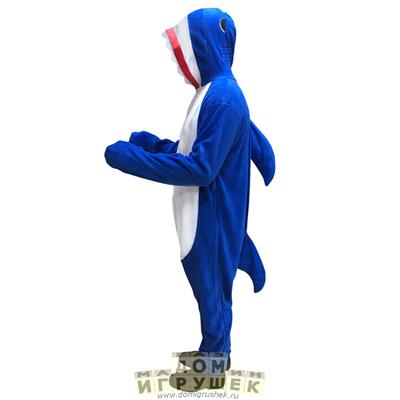 f8cec0e912732f2 Кигуруми акула купить в магазине «Дом игрушек»