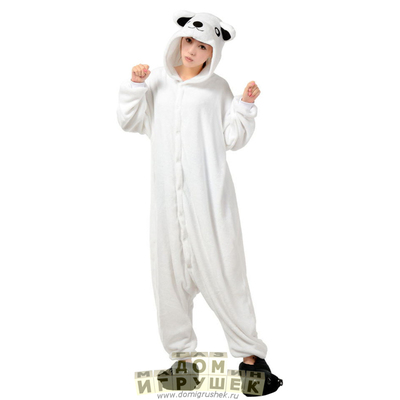 Кигуруми Белый медведь