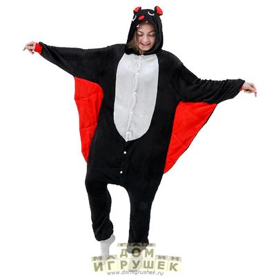 Кигуруми летучая мышь купить в магазине «Дом игрушек» f9a877c5bedad