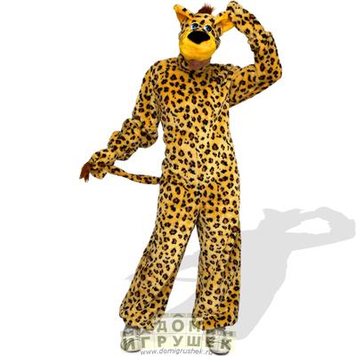 Костюм леопарда
