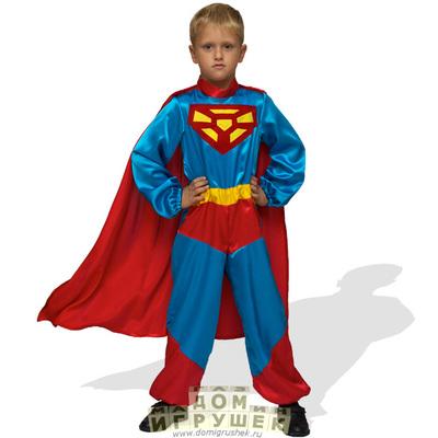 Детские костюмы на новый год супергероев