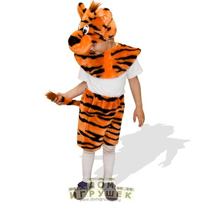 Костюм тигра купить в магазине «Дом игрушек» e7b91914797e9