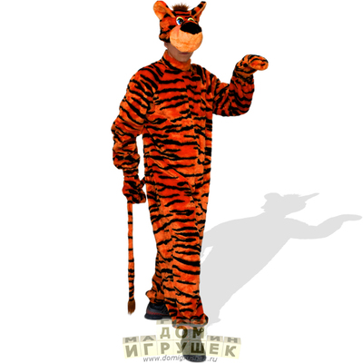 Новогодний тигр своими руками 746