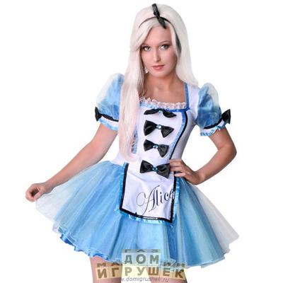 Костюм Алисы 2