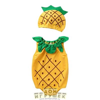 Костюм ананаса