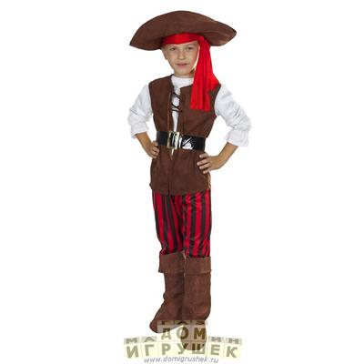 Костюм капитана пиратов