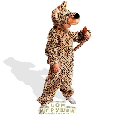 Костюмы леопарда своими руками