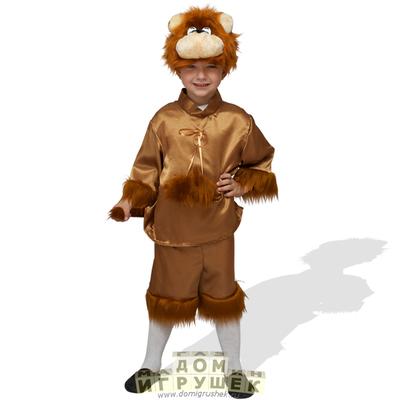 Карнавальные костюмы льва для мальчика