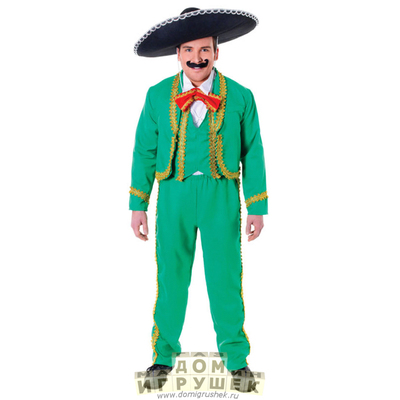 Костюм мексиканца
