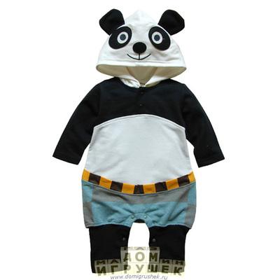 Костюм панды кунг-фу