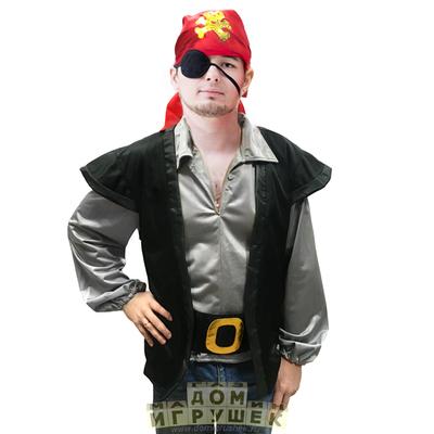 Костюм пирата 2 3 купить в москве - Самодельные