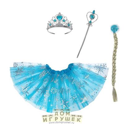 Костюм принцессы Эльзы