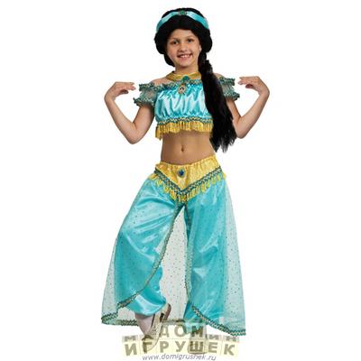 66eae80ed0ed Костюм принцессы Жасмин купить в магазине «Дом игрушек»