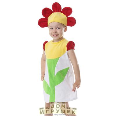 66adc322d9cef Костюм цветка купить в магазине «Дом игрушек»