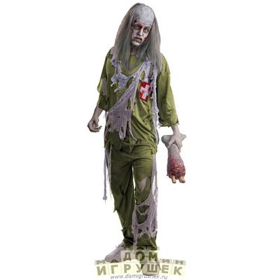 Костюм зомби доктор