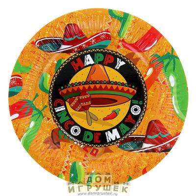 Мексиканская тарелка