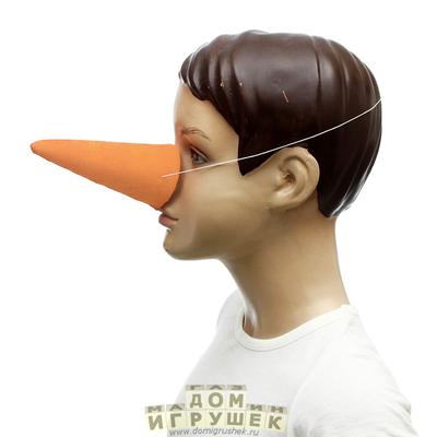 Морковка снеговика