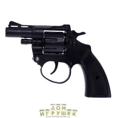 Револьвер чёрный