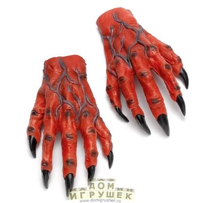 Руки дьявола перчатки