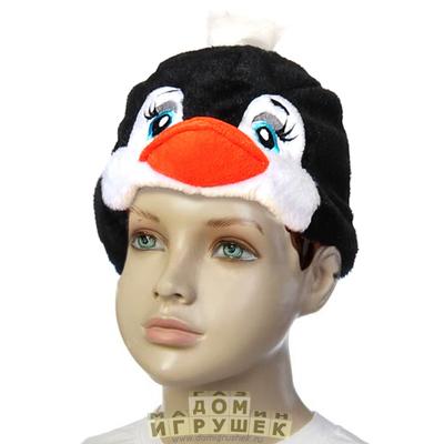 fa4b0be1354f Шапочка пингвина купить в магазине «Дом игрушек»