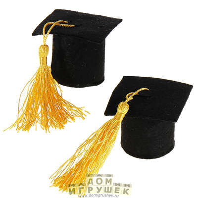 Шапочки выпускника