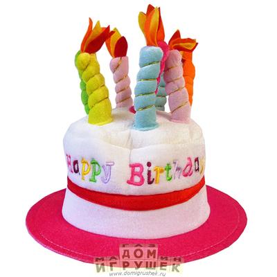 Шляпа торт