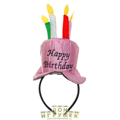 Шляпка торт