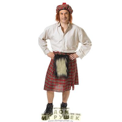 Шотландская юбка мужские купить