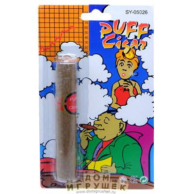 Сигара тонкая
