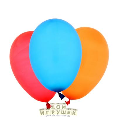 Воздушные шары мини