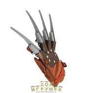 Как сделать перчатку как у фредди крюгера